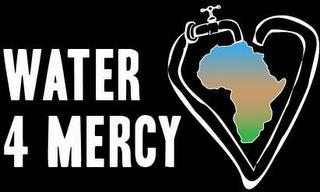 WATER 4 MERCY trademark