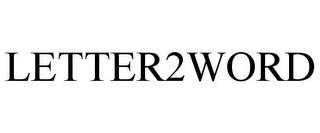 LETTER2WORD trademark