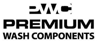 PWC PREMIUM WASH COMPONENTS trademark