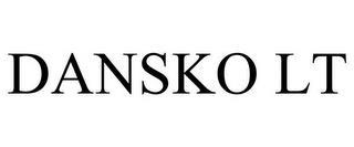 DANSKO LT trademark