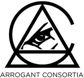 AC ARROGANT CONSORTIA trademark