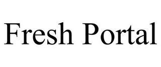 FRESH PORTAL trademark