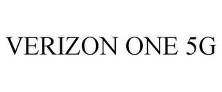 VERIZON ONE 5G trademark
