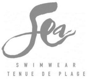 SEA SWIMWEAR TENUE DE PLAGE trademark