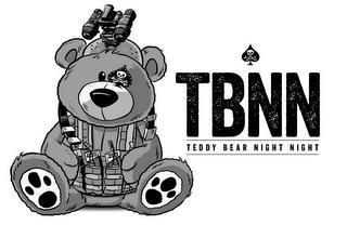 TBNN TEDDY BEAR NIGHT NIGHT trademark