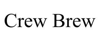 CREW BREW trademark