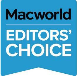 MACWORLD EDITORS' CHOICE trademark