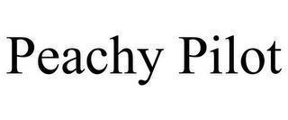 PEACHY PILOT trademark