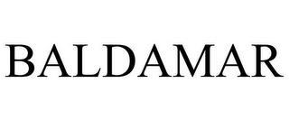BALDAMAR trademark