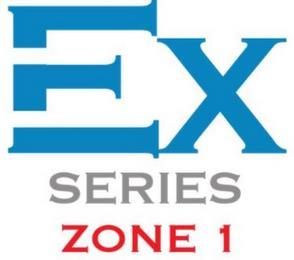 EX SERIES ZONE 1 trademark