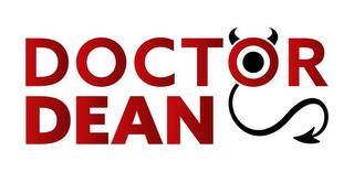 DOCTOR DEAN trademark