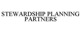 STEWARDSHIP PLANNING PARTNERS trademark