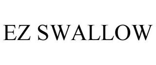 EZ SWALLOW trademark