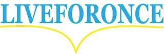 LIVEFORONCE trademark
