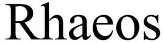 RHAEOS trademark