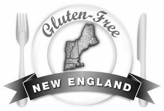 GLUTEN-FREE NEW ENGLAND trademark
