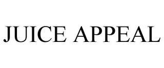 JUICE APPEAL trademark