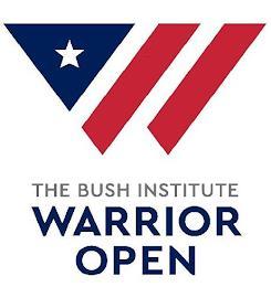 THE BUSH INSTITUTE WARRIOR OPEN trademark