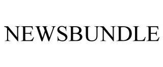 NEWSBUNDLE trademark