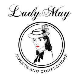 LADY MAY SWEETS AND CONFECTIONS trademark
