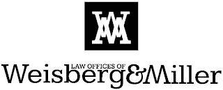 WM LAW OFFICES OF WEISBERG & MILLER trademark