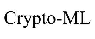 CRYPTO-ML trademark