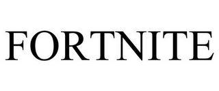 FORTNITE trademark
