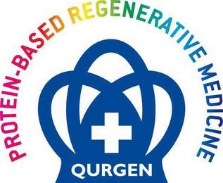 PROTEIN-BASED REGENERATIVE MEDICINE QURGEN trademark