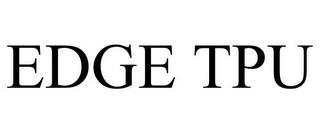 EDGE TPU trademark