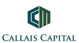 CALLAIS CAPITAL CM trademark