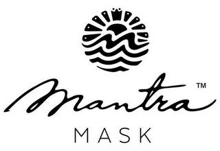 MANTRA MASK M Trademark of Intrinsic Medical Labs, LLC. Serial Number:  88118882 :: Trademark Elite Trademarks