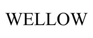 WELLOW trademark