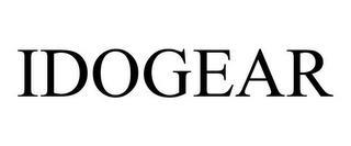IDOGEAR trademark