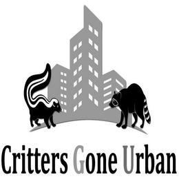 CRITTERS GONE URBAN trademark