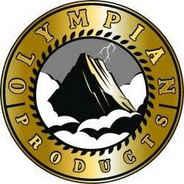 OLYMPIAN PRODUCTS trademark