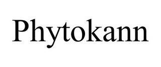 PHYTOKANN trademark