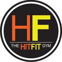 HF THE HITFIT GYM trademark