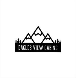 EAGLES VIEW CABINS trademark