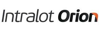 INTRALOT ORION trademark