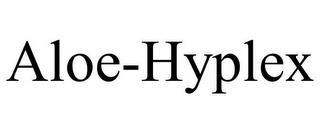 ALOE-HYPLEX trademark