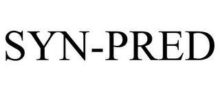 SYN-PRED trademark