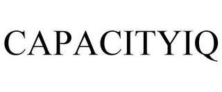 CAPACITYIQ trademark