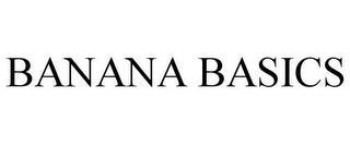 BANANA BASICS trademark