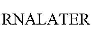 RNALATER trademark