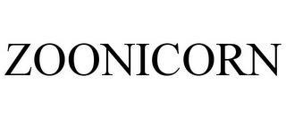 ZOONICORN trademark