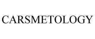 CARSMETOLOGY trademark