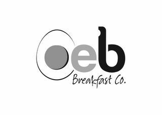 OEB BREAKFAST CO. trademark