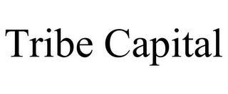 TRIBE CAPITAL trademark