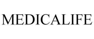 MEDICALIFE trademark