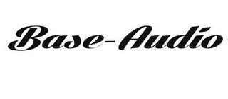BASE-AUDIO trademark